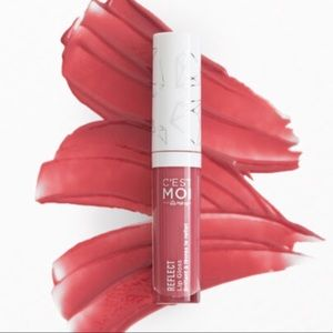 NWT C'est Moi Natural Reflect Lip Gloss in Bliss